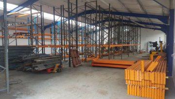 Our Warehouse Progress